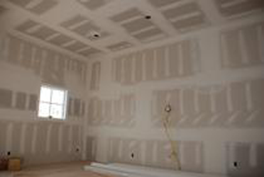 Interior of a project.